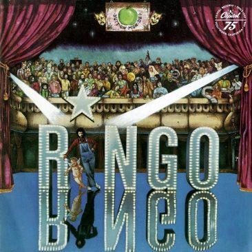 ザ・ビートルズのオーラを彷彿とさせるリンゴ・スターのソロ・アルバム『Ringo』