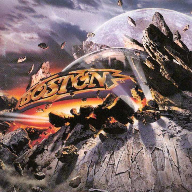 ボストン1994年の全米TOP10復帰アルバム『Walk On』