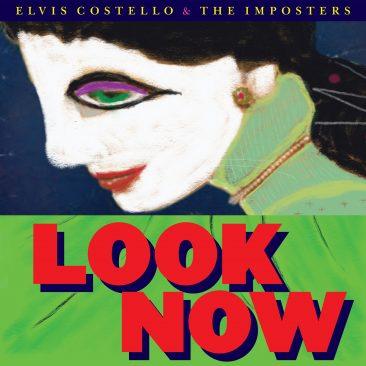 エルヴィス・コステロ、ジ・インポスターズとの10年振りの作品『Look Now』発売決定
