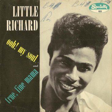 リトル・リチャードが生みビートルズもカバーした名曲「Ooh! My Soul」