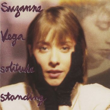 ヒット曲「Luka」を収録したスザンヌ・ヴェガの『Solitude Standing / 孤独』