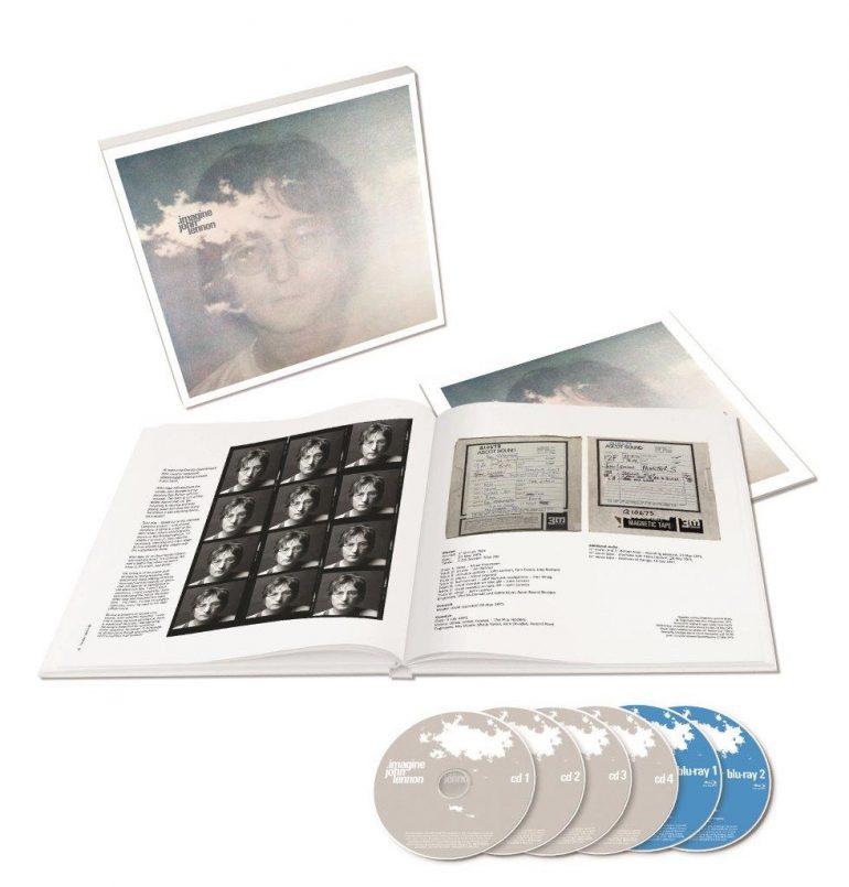 ジョン・レノン『Imagine』の全てがわかる最強コレクション発売決定。ジョン&ヨーコが製作した2本の映像作品も同時発売