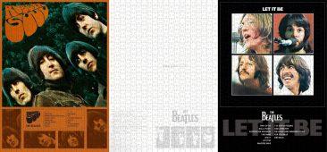 """ザ・ビートルズ、今年50周年の""""ホワイト・アルバム""""の500ピースパズル発売"""