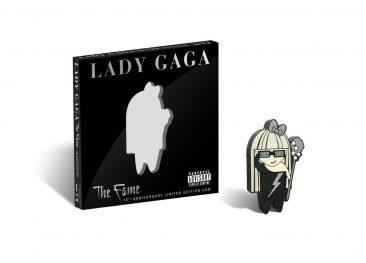 レディー・ガガのデビュー盤『The Fame』発売10周年記念でUSBが発売決定