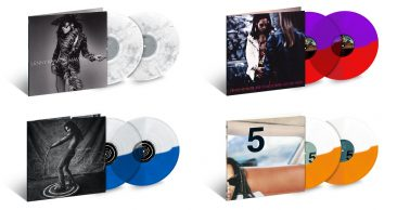 レニー・クラヴィッツ, デビューから5枚目までのアルバムが2枚組LPで発売。限定カラー盤も同時発売
