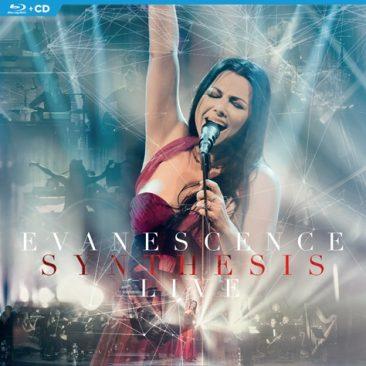 エヴァネッセンス、ライヴ作品『Synthesis Live』がDVD+CDとBlu-ray+CDにて日本先行発売決定