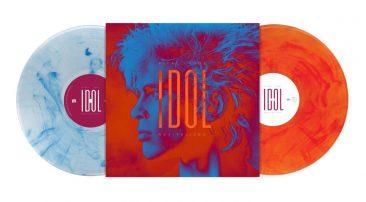 ビリー・アイドルのリミックス・アルバム『Vital Idol』が新リミックスで発売
