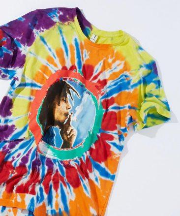 ボブ・マーリー&ザ・ウェイラーズの名盤『Kaya』40周年を記念して、公式オリジナルTシャツ発売開始