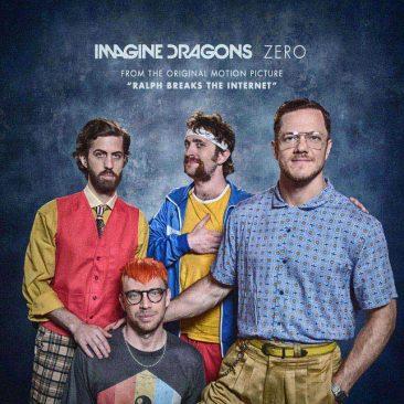 イマジン・ドラゴンズがディズニー映画『シュガー・ラッシュ:オンライン』のために書いた新曲公開