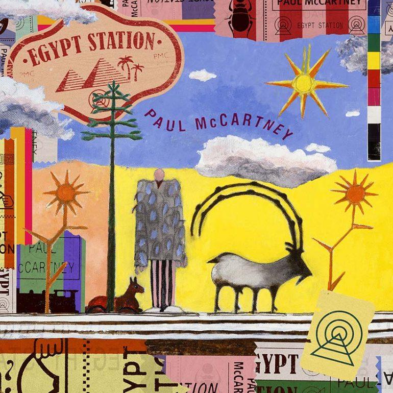 ポール・マッカートニーが『Egypt Station』で36年振りの全米1位獲得