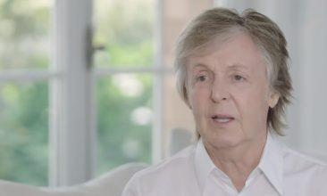 ポール・マッカトニーがザ・ビートルズの名曲を語るインタビュー公開