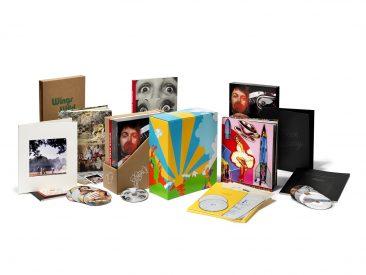 ポール・マッカートニー『Wild Life』『Red Rose Speedway』のデラックス盤が登場。未発表ライヴ盤『Wings Over Europe』付の特別版も