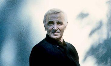 フランスを代表するアーティスト、シャルル・アズナヴールが94歳で逝去