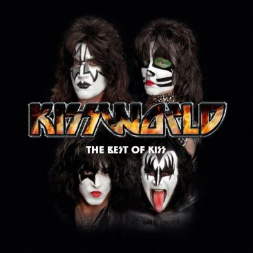 """KISS、ファイナルツアー""""END OF THE ROAD""""開始を記念し最新ベスト盤『KISSWORLD – THE BEST OF KISS』CD&LPで登場"""