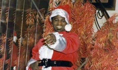 ジェームス・ブラウン サンタ&クリスマス