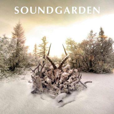 サウンドガーデンが再結成し、最後の作品となった2012年の『King Animal』