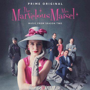 大人気海外ドラマ『マーベラス・ミセス・メイゼル』のサントラが発売