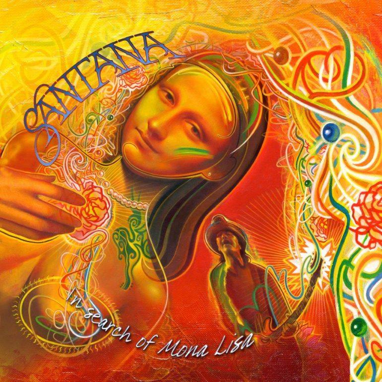 サンタナ約3年ぶりとなる新作EP『In Search of Mona Lisa』を急遽リリース