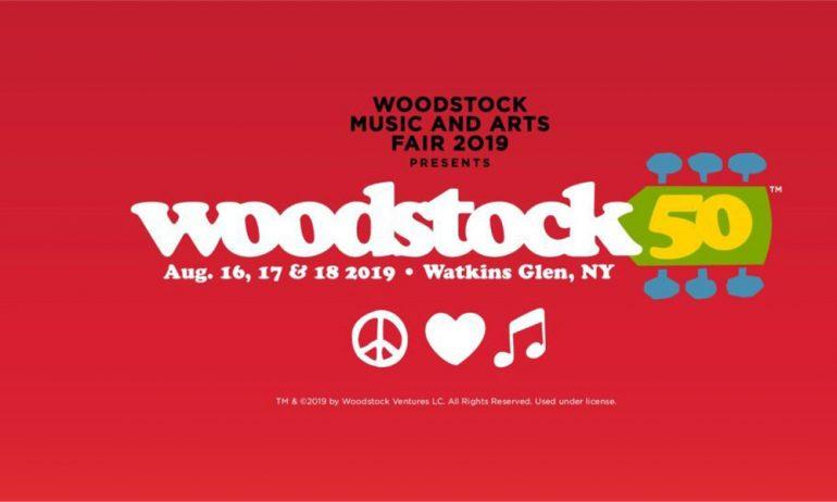 ウッドストック50周年記念フェスが50年前と別場所のワトキンス・グレンで開催