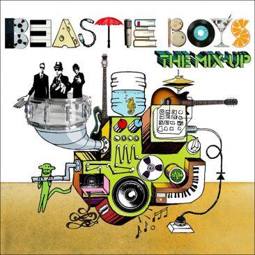 """""""ヒップ・ホップのあるべき姿だ""""と評され、そして誰もが驚いたビースティ・ボーイズの全曲インストアルバム『The Mix-Up』"""