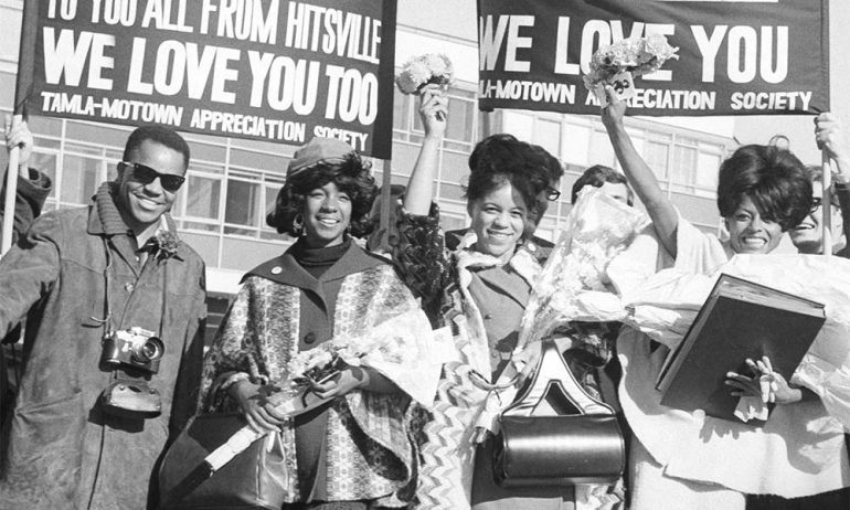 モータウンが贈る最高のラヴソング:愛する人と聴くべき20曲(全曲試聴付)