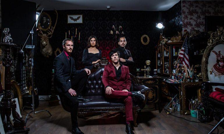 ア・パーフェクト・サークルのリズムの二人が結成した「ザ・ベータ・マシーン」デビューアルバム発売