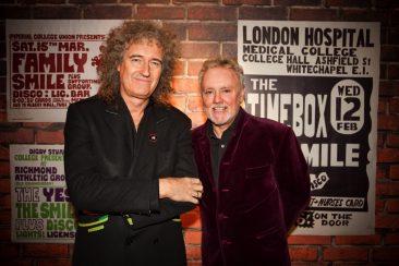 2011年にロンドンで開催されたクイーン回顧展でのロジャー・テイラー・インタビュー