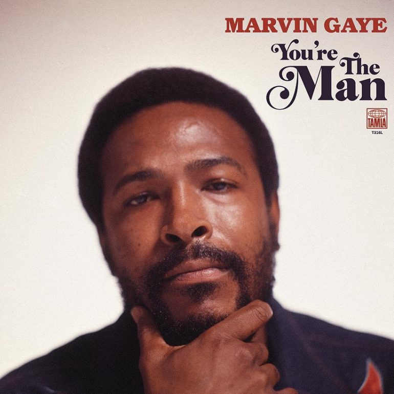 マーヴィン・ゲイ1972年の未発表アルバム『You're The Man』が発売