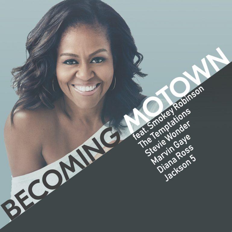 ミシェル・オバマ、モータウンに言及したグラミー賞スピーチ全文公開。彼女選出プレイリスト『Becoming Motown』も公開