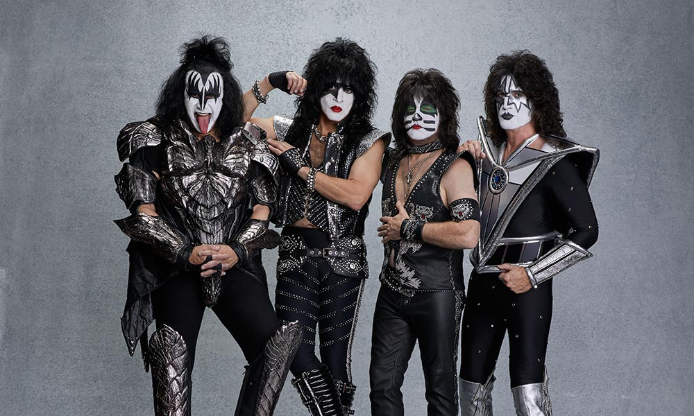 PRINT IMAGE PHOTO -PW0 NEW FAMOUS CLOSE UP GROUP HEAD SHOTS KISS POSTER