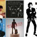 ミック・ジャガー、ソロ・アルバム4タイトルが日本限定で初の紙ジャケで発売。初来日復刻ポスター特典も