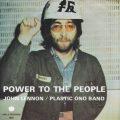 """ジョン・レノン「Power To The People」解説:""""僕は新聞を作るような姿勢でシングルを作っている"""""""