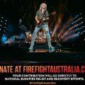 クイーン、伝説のライブ・エイドのセットリストを初めて再現。オーストラリア森林火災復興支援チャリティ・イベントにて