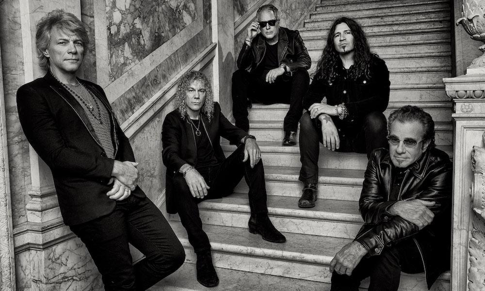 ボン・ジョヴィ、新作アルバム『Bon Jovi 2020』発売日確定