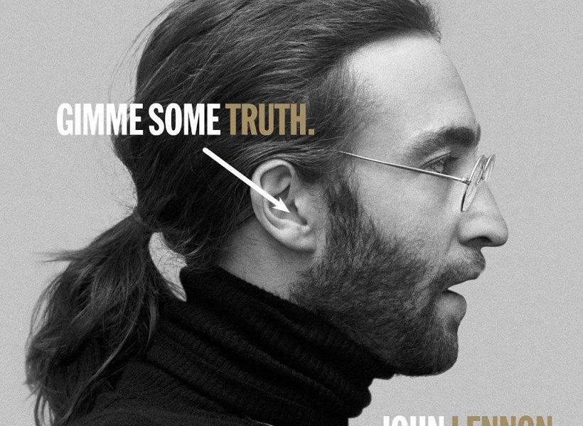 ジョン・レノン生誕80周年記念 最新ベスト『GIMME SOME TRUTH.』発売