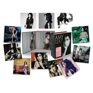 エイミー・ワインハウス『12×7: The Singles Collection』