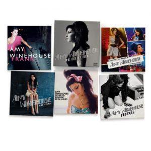 エイミー・ワインハウス The Collection 5CD