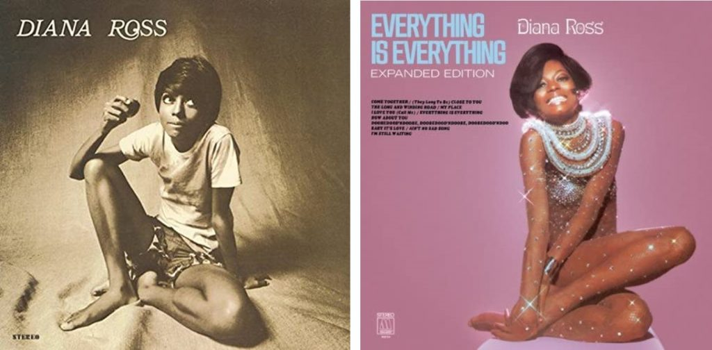『Diana Ross』『Everything Is Everything』