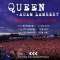 クイーン+アダム・ランバート 、最新ライブ・アルバムより「Somebody To Love」の映像を公開