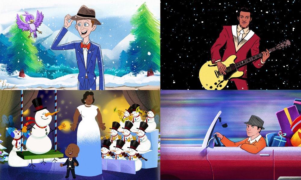 クリスマス・ソング・ミュージック・ビデオ