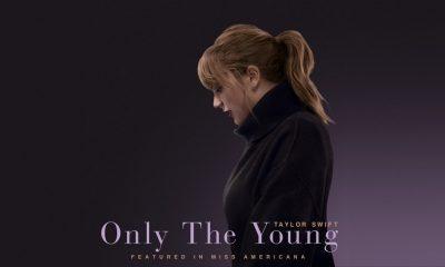 Taylor-Swift「オンリー・ザ・ヤング」