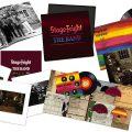 ザ・バンド『Stage Fright』発売50周年盤発売決定。1971年のライヴ音源など未発表音源多数収録