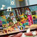 """ユニバーサルミュージックとレゴが提携、自分だけのMVを製作できるアプリ""""LEGO VIDIYO""""を3月発表"""