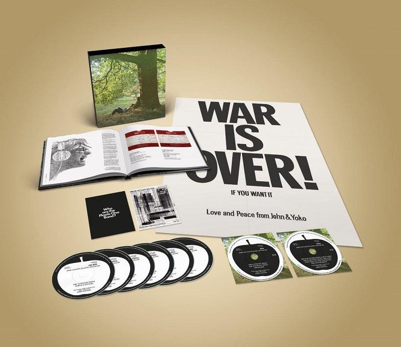 ジョン・レノン『ジョンの魂』発売50周年を記念しデラックス盤で発売