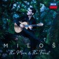 ミロシュ、10周年記念のアルバム『The Moon & The Forest』を4月リリース、先行配信を開始