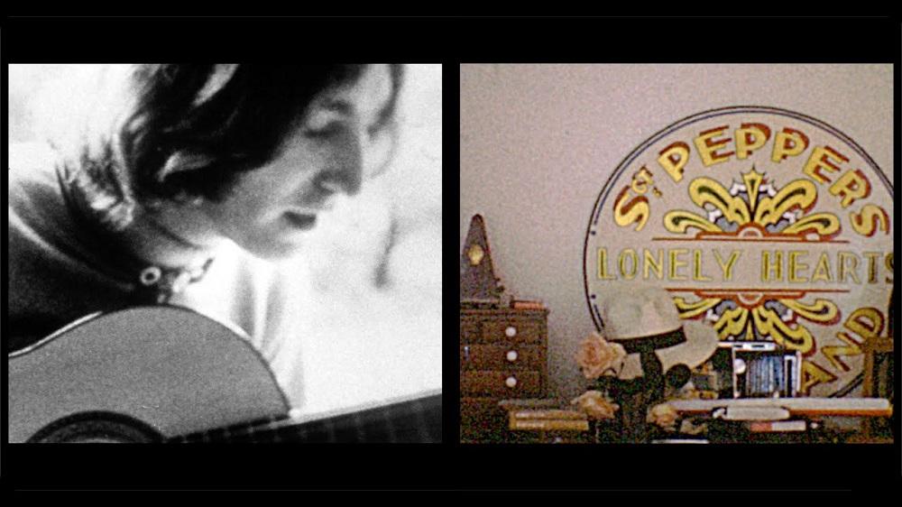 ジョンの魂』50周年記念盤から未公開映像を使用した新作ビデオが公開